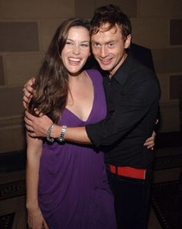 Liv Tyler and Royston Langdon - MTV Video Music Awards Virgin Mobile after party, Aug. 2006