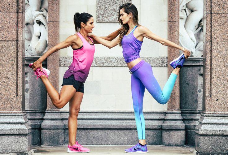 Изабель Гулар: «Почему я бегу?» | Мода | Модельный бизнес | VOGUE
