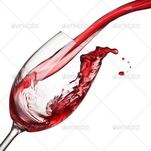 Splash Of Wine Isolated On White By Artjazz Splash Of Wine Isolated On White Wine Splash Isolated Artjaz Wine Photography Food Photography Tutorial Wine