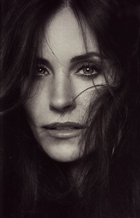 #255 Courtney Cox american actress