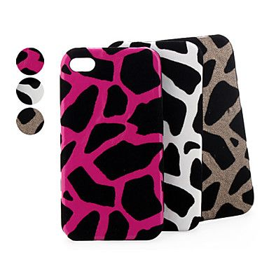 luipaard print polycarbonaat case voor iPhone 4 / 4s – € 3.43