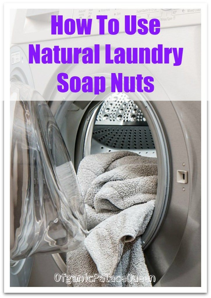 How To Use Soap Nuts For Washing Clothes Soap Nuts Washing