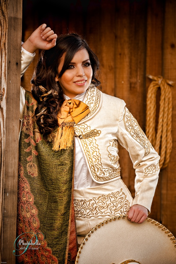 Blanca Marin - Charro outfit