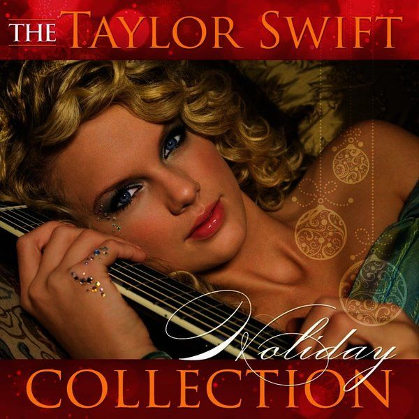 "Taylor Swift '2007 – ""The Taylor Swift Holiday Collection"" (album cover)"