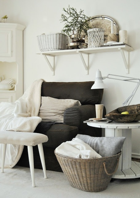 Like our Facebook page for lots more decorating & organizing tips https://www.facebook.com/OrganizedDesign