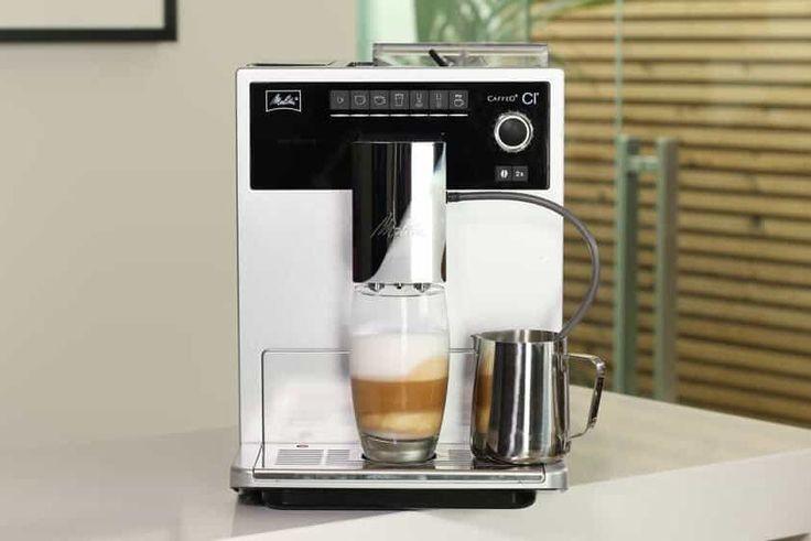 Kaffeevollautomaten im Test – Testsieger: Melitta Caffeo CI