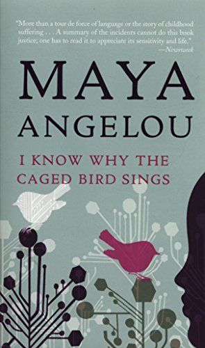 I Know Why the Caged Bird Sings by Maya Angelou http://smile.amazon.com/dp/0345514408/ref=cm_sw_r_pi_dp_lwu0tb0GNJDX49DD