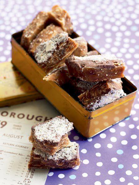 Recipe : Almond Toffee/イングリッシュ・アーモンド・バター・トフィー