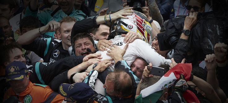 TeamLH Gallery #BritishGP - Lewis Hamilton