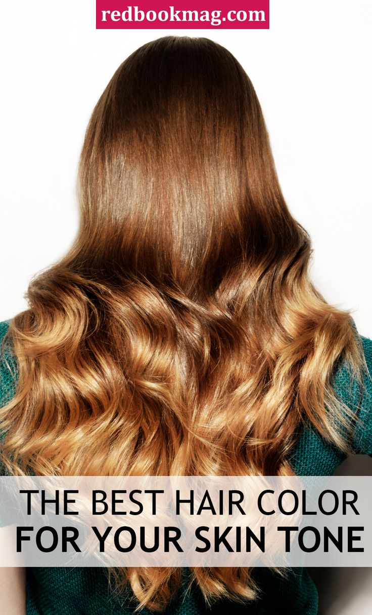 The Best Hair Color For Your Skin Tone Best Hair Warm