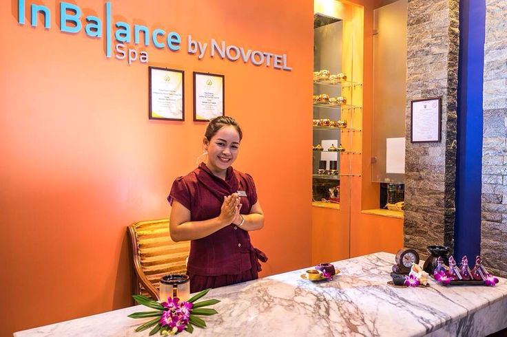 Sawadee Kha! Welcome to In Balance Spa by Novotel Phuket Vintage Park.  Pamper yourself with our wide range of award-winning spa treatments. #inbalancespa #novotelphuketvintagepark #bestspa #phuket #patong