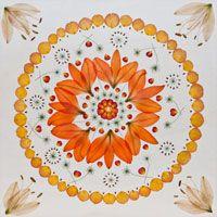 Brautstrauss trocknen Alternative, Lilien trocknen,  florale Kunst