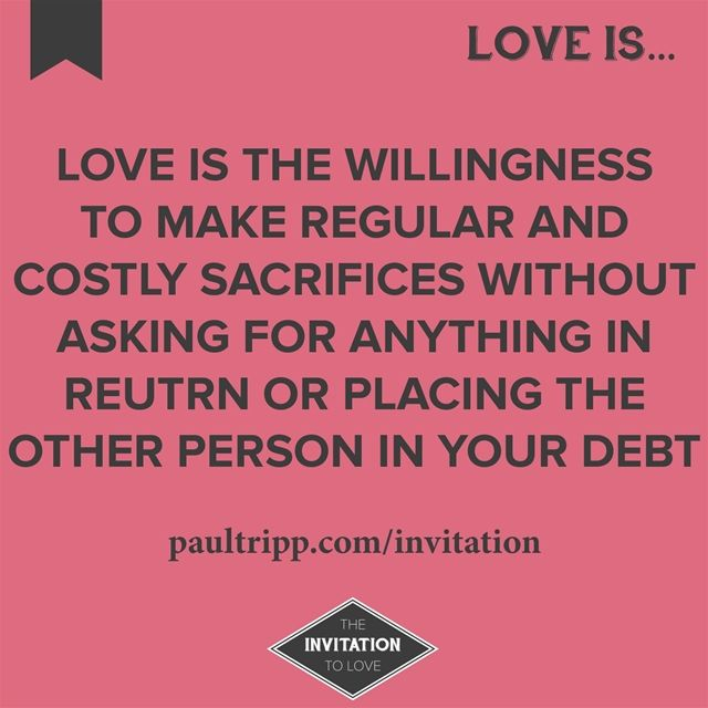 35 best paul david tripp the invitation to love images on 23 things that love is stopboris Images