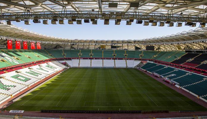 Konyaspor yeni stad son hali