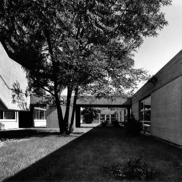 Joachim Schürmann Architekten: Kardinal-Frings Gymnasium Bonn-Beuel 1961