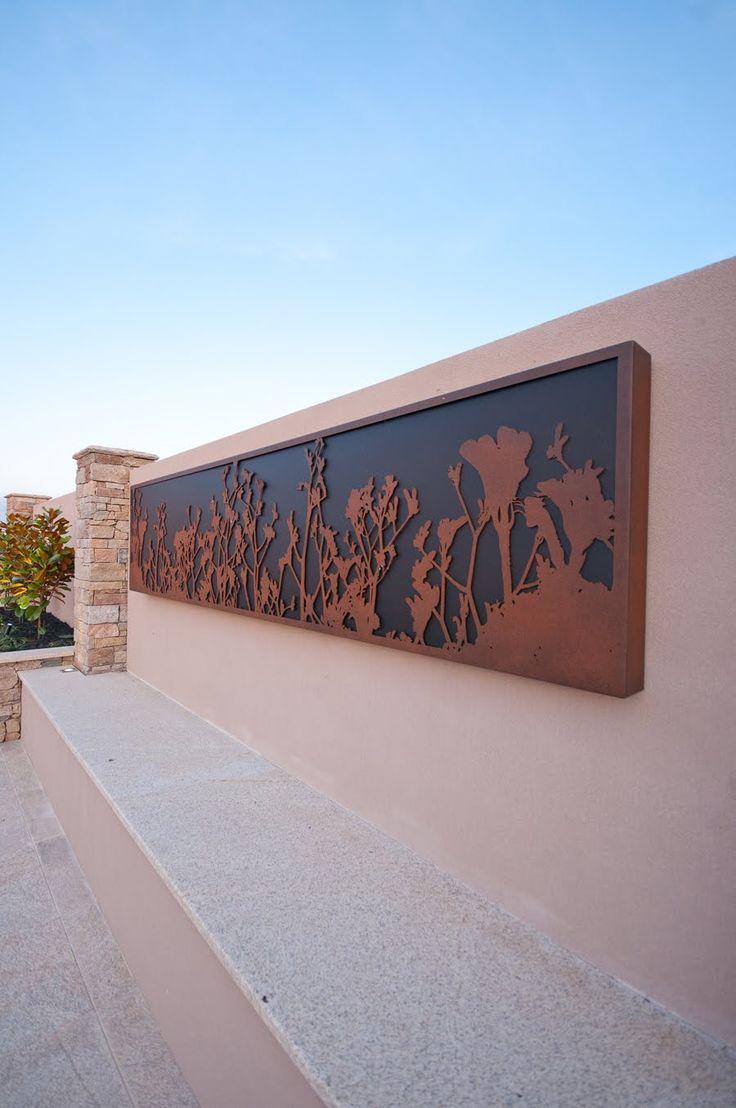 Corten Water   Lump Sculpture Studio specializing in Corten Steel: February 2012