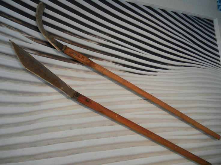 Tools used for whaling