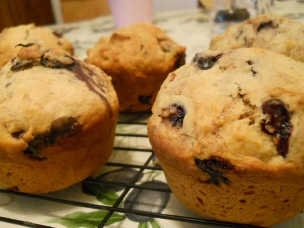 Cooking Light's Blueberry Cinnamon-Burst Muffins | Recipe ...