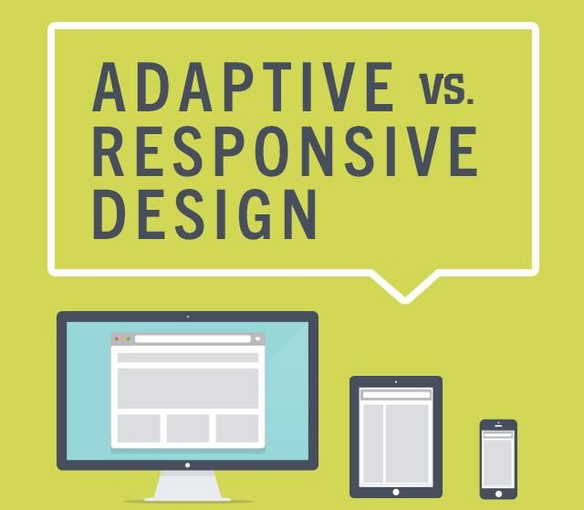 Responsive vs adaptive- it's a frequent point of confusion that most of the people encounter whenever exposed with web designing concepts and terminologies. Most of the people use both of the terms interchangeably, despite of the fact that they are completely different from each other.