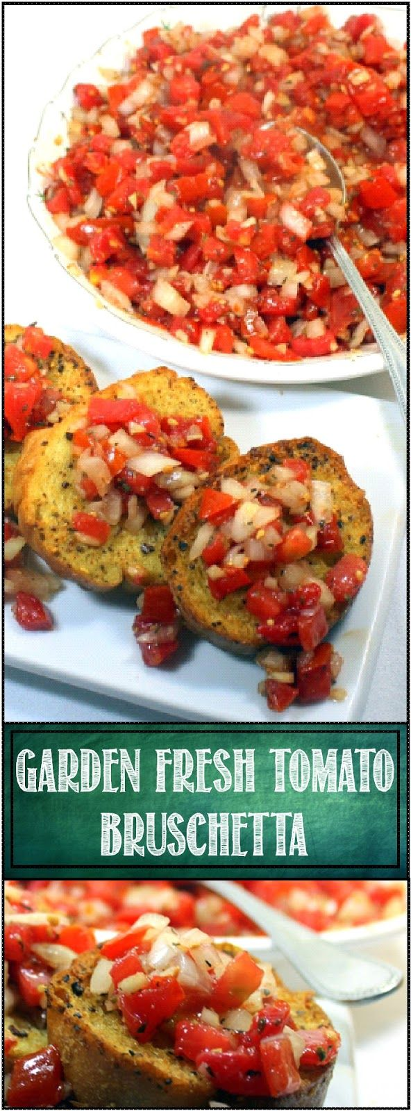 I love fresh tomatoes. That magic time of summer between late July and September when the freshest most flavorful tomatoes are just outs...