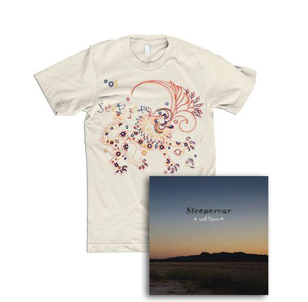 Sleepercar Lion T-Shirt