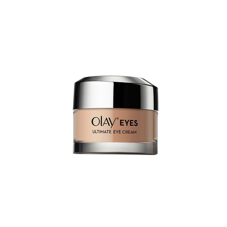 This silky Olay eye cream diminishes fine lines and puffiness without upsetting makeup.
