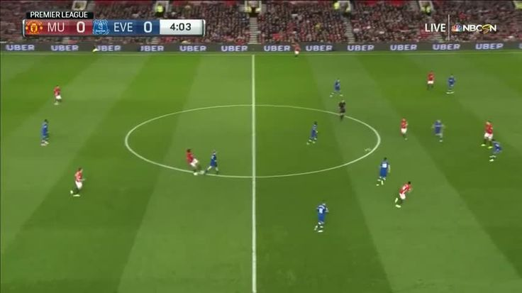 VIDEO Manchester United 1-1 Everton All Goals & Highlights 4/4/17