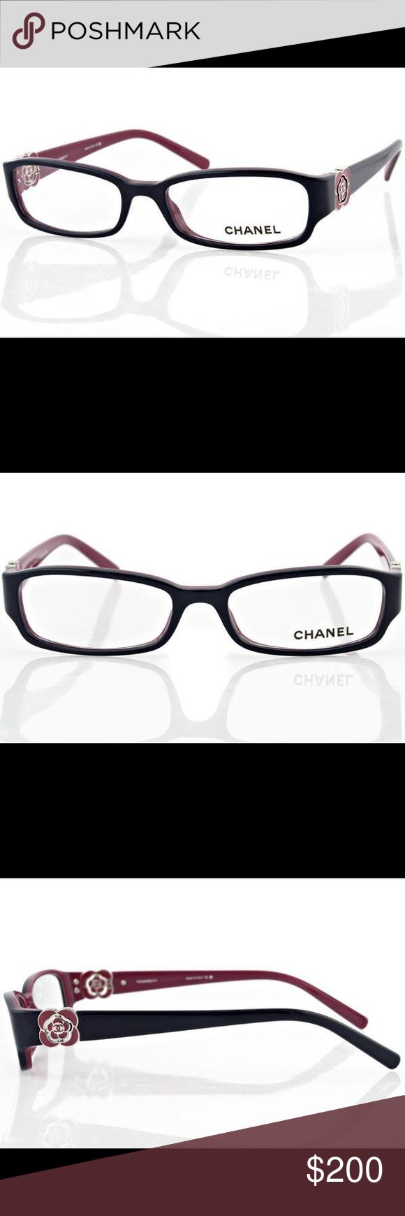 Chanel Optical Glasses Frames Authentic Chanel optical frames. These are used and have some scratching. They have plenty of life left in them and are beautiful. CHANEL Accessories Glasses