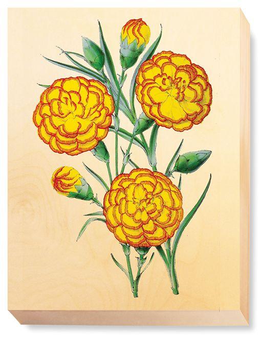 FLW 033 Vintage Flower