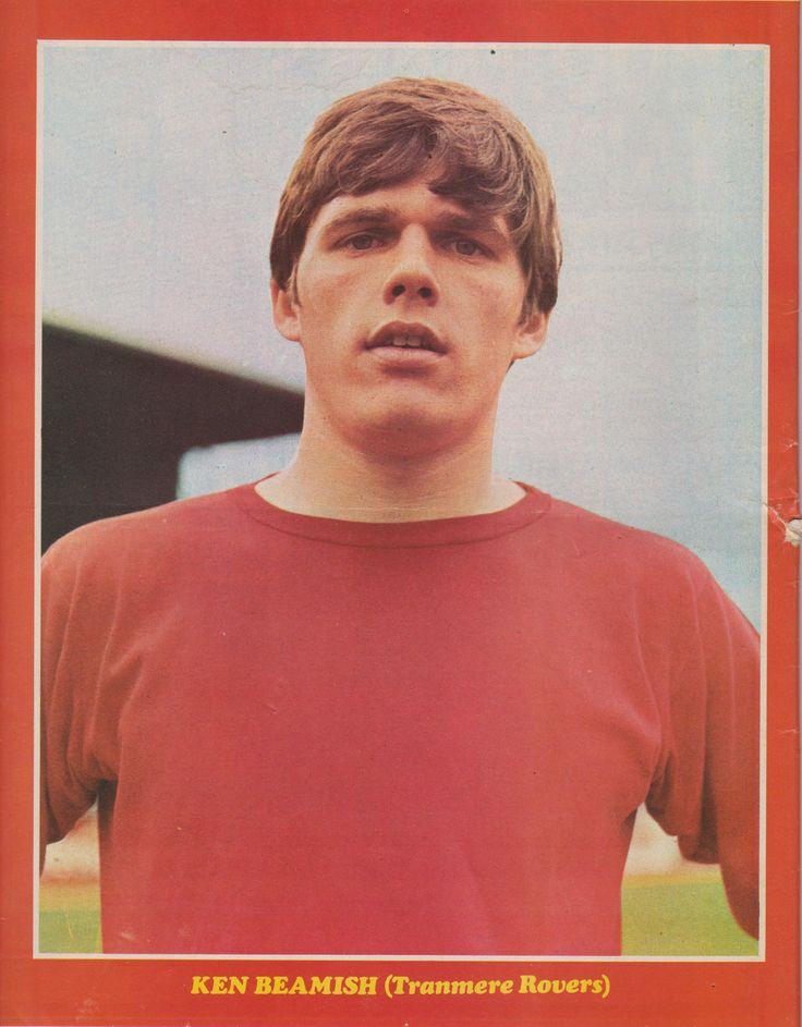 Ken Beamish Tranmere Rovers 1970