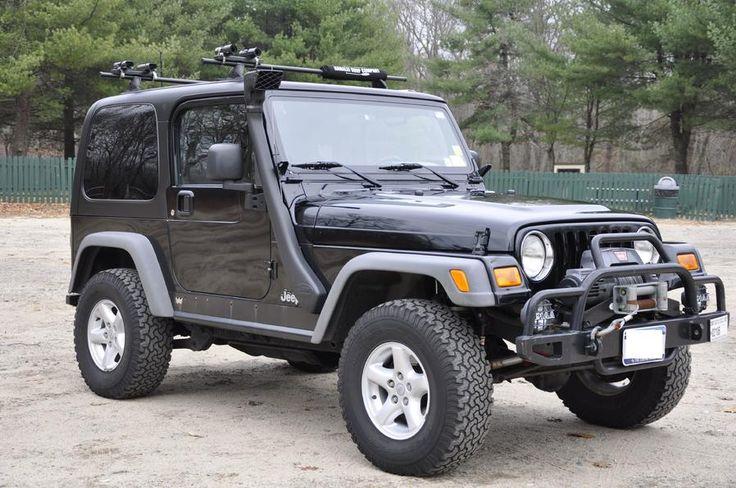 2005 Jeep Wrangler TJ, 6 Cylinder 4.0 Motor 2005 jeep