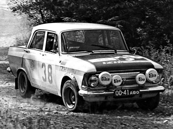 ra L Moskvich-412 1975