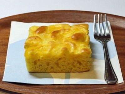ホットケーキミックスで作る柚子ケーキ [簡単お菓子レシピ] All About