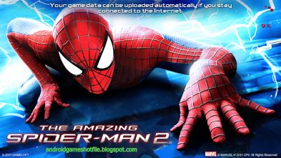 The Amazing Spider Man 2 v1-2-2f Mod Apk + Data (Offline,Unlimited Spider Points) | latest android games mod apk 2016-2017