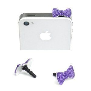BOWS for your phone! // well isn't that just adorable?