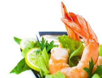 Krewetki po wietnamsku z makaronem #krewetki #kuchniawietnamska #krewetka #marynata