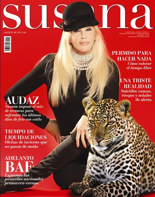 Revista51- Agosto 2012 - RevistaSusana.com