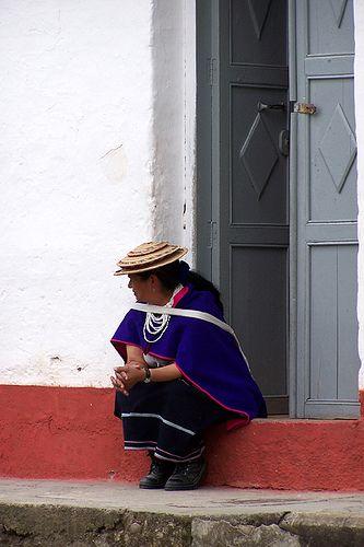 Guambian, Silvia, Colombia