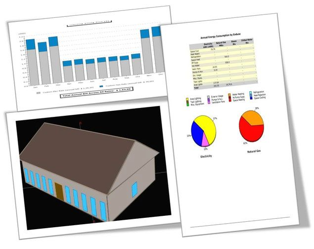 Outsource your energy modeling analysis services to TrueCADD and receive high class and error free results.