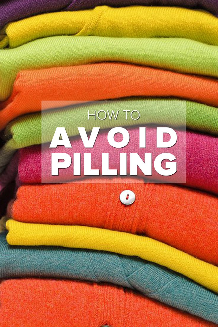 Avoid pilling on your clothes by following these easy tips. From sweaters to different types of fabrics, this guide will help you keep your clothes as  good as new.