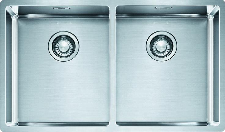 Berloni Appliances - FRANKE BOLERO DOUBLE BOWL SINK - BOX220-36, $949.00 (https://www.berloniappliances.com.au/franke-bolero-double-bowl-sink-box220-36/)