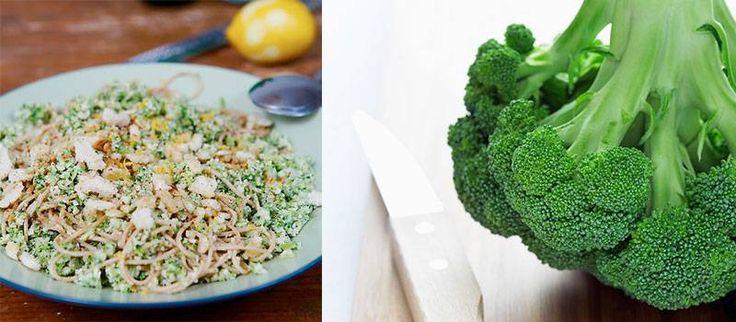 Har du slut på middagsidéer? Testa Tinas spagetti med broccolipesto. Mandeln tillsammans med krispiga brödsmulor ger härliga kontraster. Rätten är dessutom perfekt om du vill ha en…