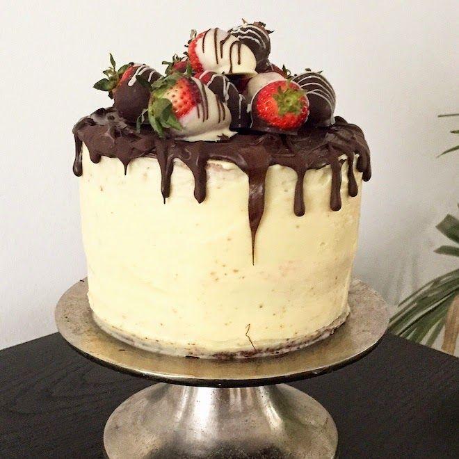 Love of Cake - Inspirieren   Probieren    Teilen : Strawberry - Cake