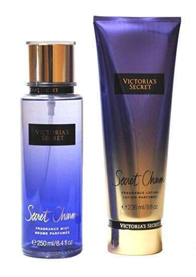 af1461f41d2 Secret Charm by Victoria s Secret Body Lotion   Fragrance Body Mist Set NEW   VictoriasSecret