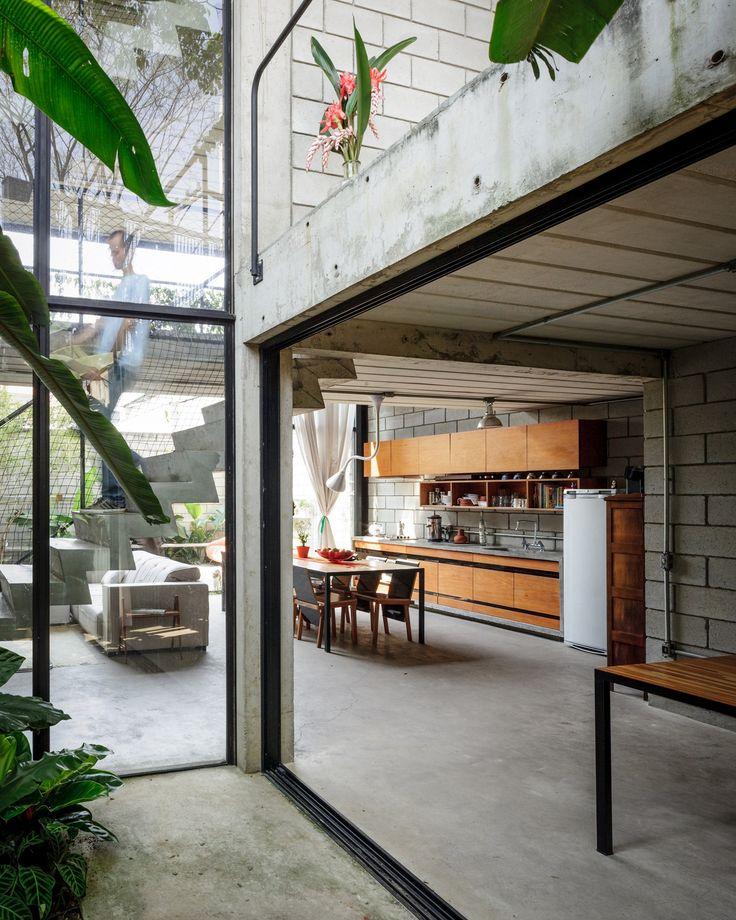 Galería de Casa Maracanã / Terra e Tuma Arquitetos
