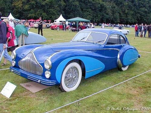 Saoutchik Talbot Lago T26 Grand Sport Coupe 1947 Maintenance/restoration of old/vintage vehicles: the material for new cogs/casters/gears/pads could be cast polyamide which I (Cast polyamide) can produce. My contact: tatjana.alic@windowslive.com