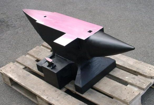 Ernst Refflinghaus Anvils for Sale