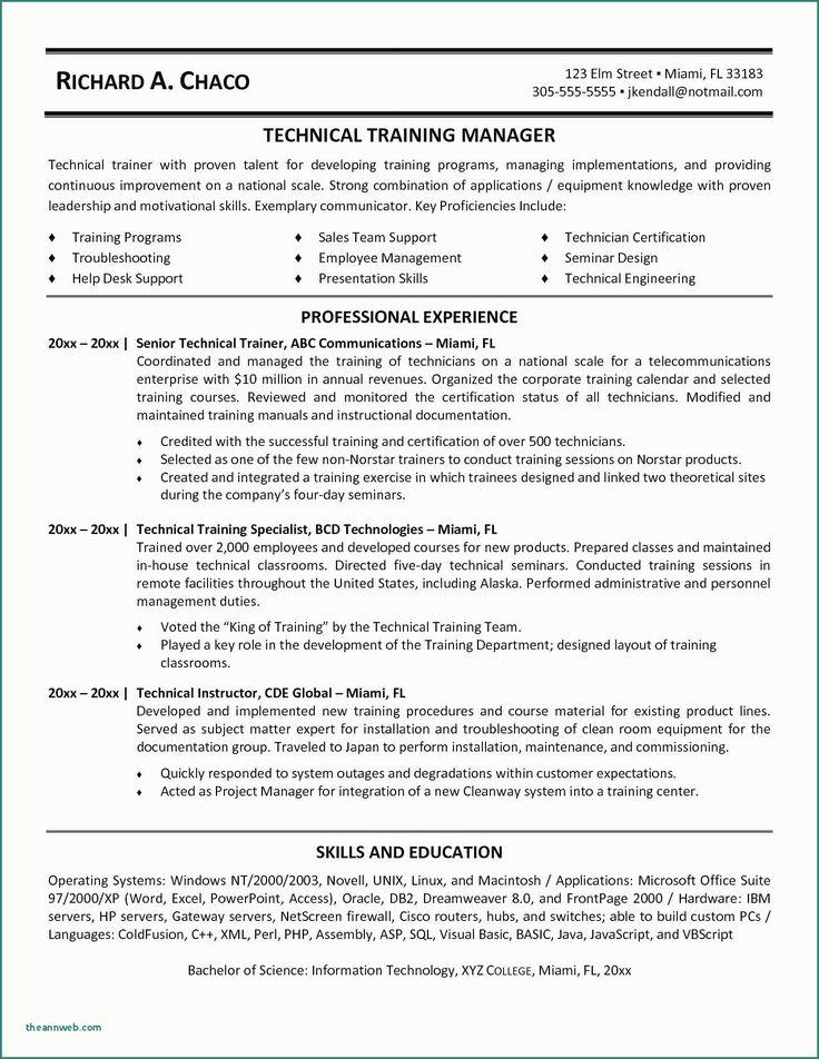 Leadership Skills On Resume Unique Management Skills for