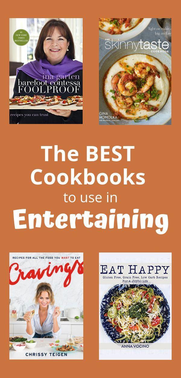 15 Best Cookbooks For Entertaining Best Cookbooks Entertaining