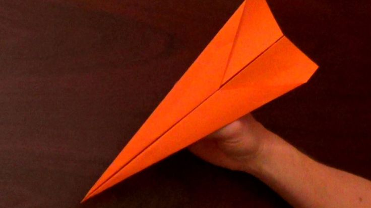 Fastest Flying Paper Airplane Tutorial - The Dart,, the fastest paper ai...
